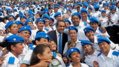 Buenos Aires: Amplían el límite de edad para las Policías locales