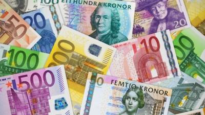 Suecia deja los billetes en el pasado