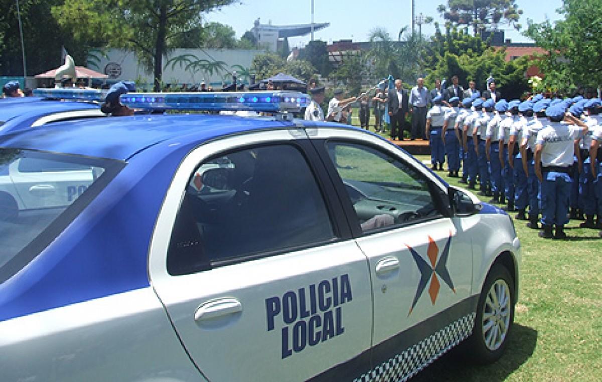 Anuncian la extensión del curso para policías locales bonaerenses