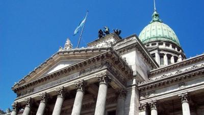 Macri y Michetti juran como presidente y vice ante la Asamblea Legislativa