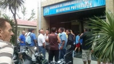 Mar del Plata: Debate sobre la continuidad de la productividad a municipales