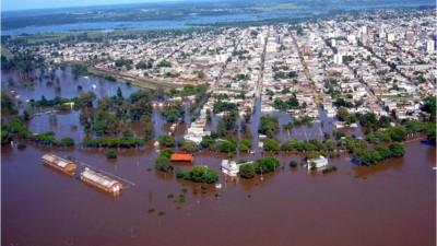 En Hasenkamp Intendente y funcionarios donarán parte de sus sueldos para los inundados
