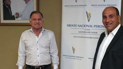 Intendentes bonaerenses invitaron al gobernador de Tucumán a cónclave político