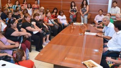San Juan: Reforzarán la limpieza en 5 comunas con cooperativas