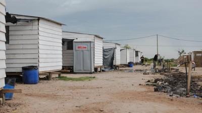 Replicarían las viviendas de emergencia de Santa Fe