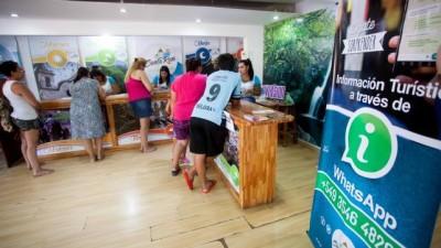 Santa Rosa de Calamuchita lanzó oficina de turismo virtual, por Whatsapp