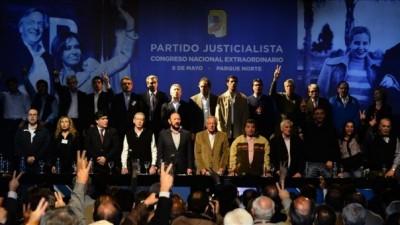 El PJ irá a internas el 8 de mayo para elegir a sus próximas autoridades