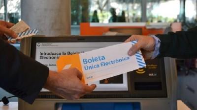 Avanza proyecto de boleta electrónica en todo el país