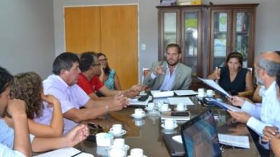 Diecinueve comunas de San Luis firmaron el acuerdo con el Gobierno por obras