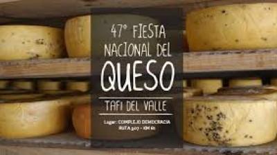 47ª Fiesta Nacional del Queso 2016, Tafí del Valle, del 25 al 28 de febrero