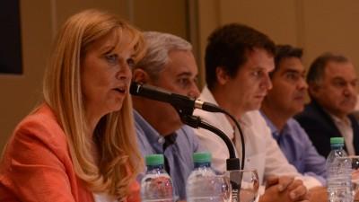 Proponen a Magario como secretaria general de la Federación de Municipios
