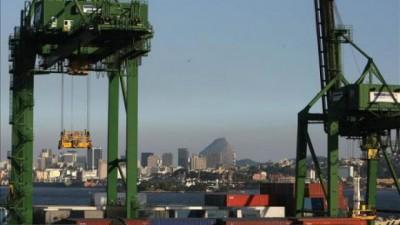 La producción industrial brasileña cayó 8,3% en 2015