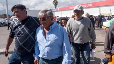 Municipales de Salta vuelven a protestar por los salarios
