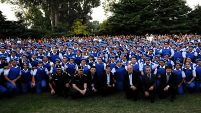Mar del Plata suma 215 nuevos policías locales