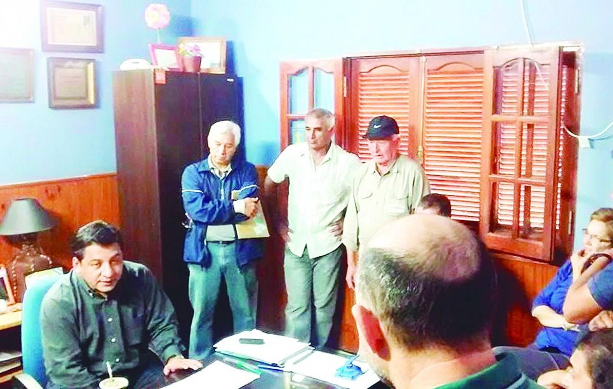 Santiago: Municipales de Beltrán recibirán aumento del 35%
