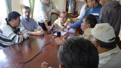Sáenz Peña: otorgan un 17% de aumento a municipales