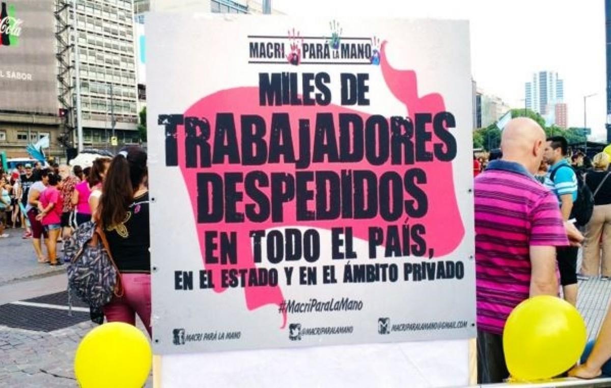 Argentina ya se clasificó al mundial de despidos