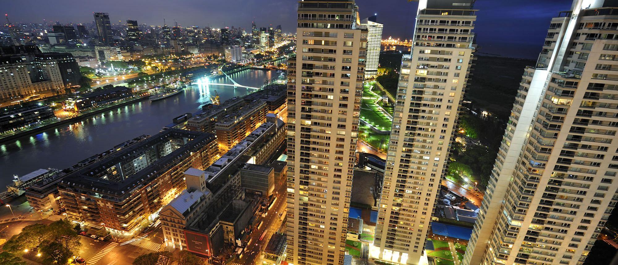Las mejores ciudades para hacer negocios argentina municipal for Muebles de oficina buenos aires capital federal