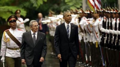 En Cuba, Obama prometió que el embargo terminará