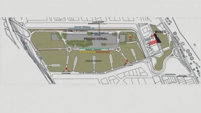 Avanza la obra de la nueva «ciudad cultural» de la provincia de Jujuy