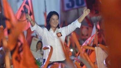 Keiko Fujimori entró al ballottage y Kuczynski sacaba ventaja por el segundo puesto