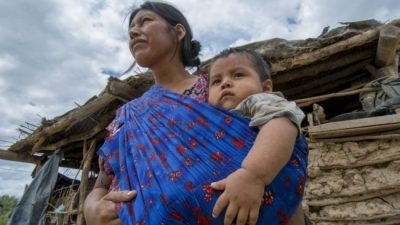 Pueblos originarios, una vida que transcurre entre dos mundos