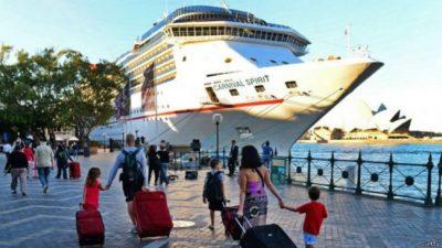 Cubanos podrán viajar a EEUU por mar a través de los cruceros