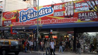 La venta ilegal en «saladitas» mueve 5.000 millones de pesos en Argentina