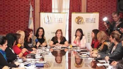 El Municipio de Tucumán y la FET coordinan actividades para el Bicentenario