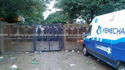 "El Sindicato de Trabajadores Municipales de Resistencia responsabilizó el ataque a una ""patota"" de la Legislatura"