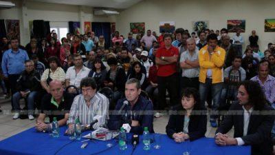 Los municipales de Resistencia van al paro tras los incidentes en la Legislatura