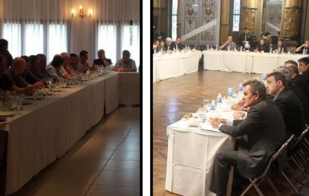 Objetivo FAM: Intendentes de Cambiemos y del FpV se agrupan para disputar la conducción