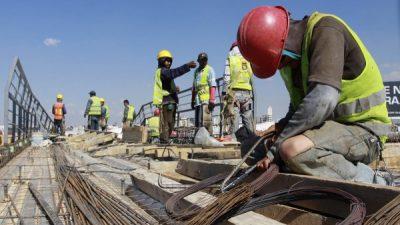 En el valle de Chubut aumentaron a 1.300 los desempleados de la UOCRA