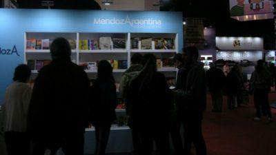 Mendoza no irá a la Feria del Libro nacional