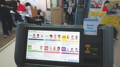 El gobierno nacional afila el lápiz de la reforma electoral