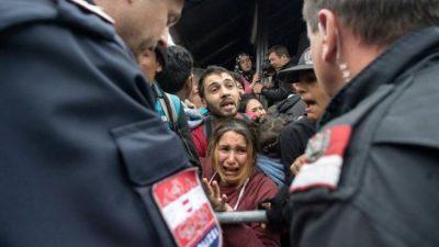 Austria dio luz verde a una dura ley de asilo
