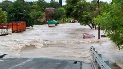 Siguen las lluvias y hay más de 13.000 afectados en varias provincias