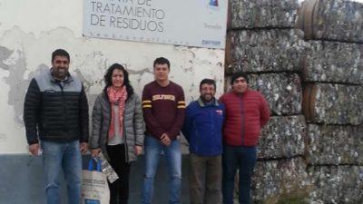 La Planta de Residuos Sólidos Urbanos de Esquel, un modelo a seguir en Chile