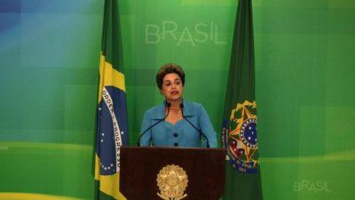 Dilma va a la ONU a denunciar el golpe blando