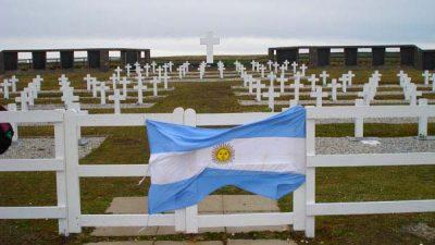 Chile considera a Malvinas como territorio británico