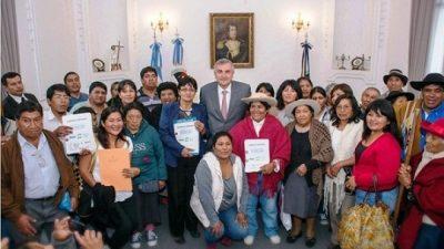 Jujuypromueve la restitución de tierras a comunidades indígenas