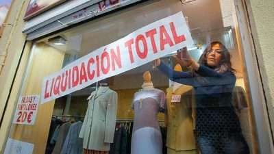 En Eldorado cerraron más de 40 locales comerciales desde el año pasado