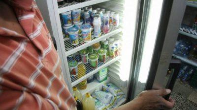 Lácteos nacionales, hasta 250% más caros que los mendocinos