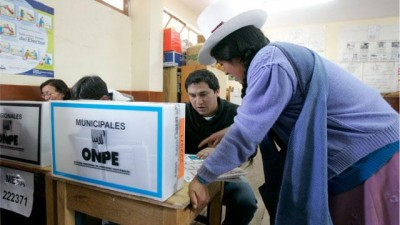El Perú celebra elecciones, ¿qué se vota?