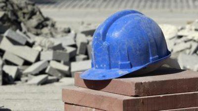 En la construcción el empleo sigue en picada