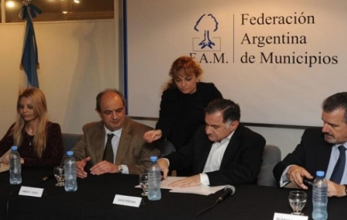 En Córdoba, relanzarán hoy la federación de municipios