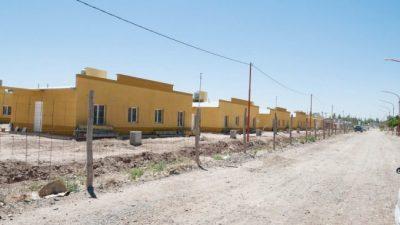 Cooperativas de Trabajo: Las obras de viviendas están paradas