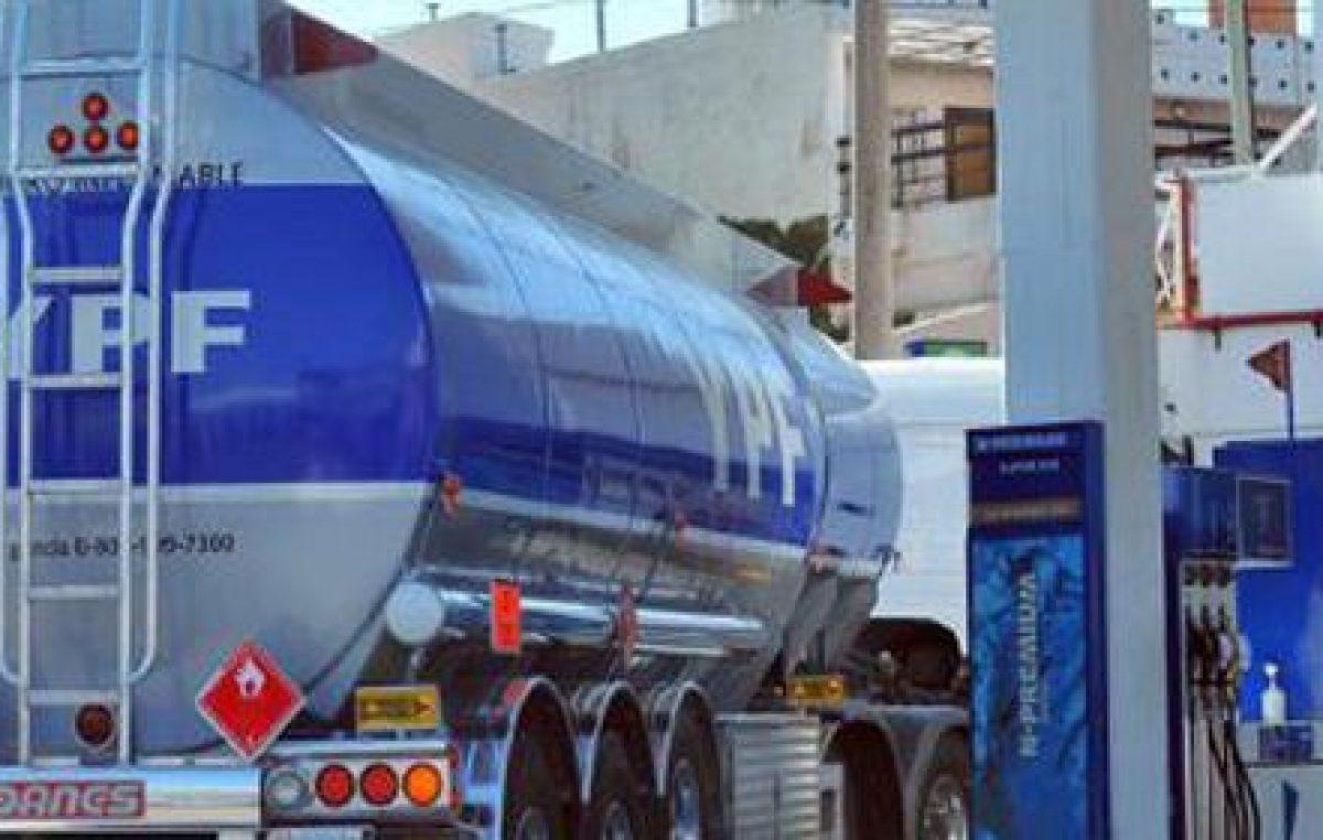 Las ventas de combustibles cayeron 30% tras el aumento de precios de mayo