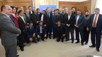 Gobernadoreintendentes de Tucumán se comprometieron a realizar obras de agua y cloacas para todos