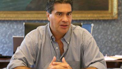 Intendentes de Chaco respaldan a Peppo en el pedido de coparticipación